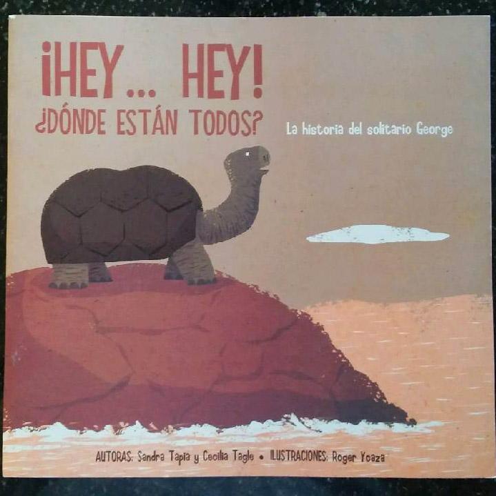 Hey Hey Donde Estan Todos children's book